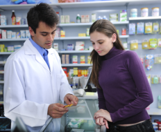 pharmacist and female
